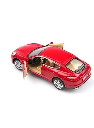 Kinsmart  Porsche Panomera S  1/40   Kırmızı